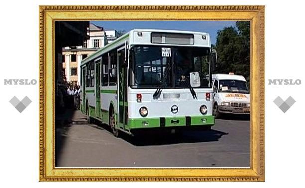 В Туле автобусы №26 и №37 изменят маршрут