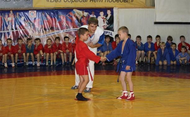 В Киреевске пройдут соревнования по самбо