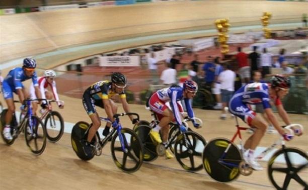 На Тульском велотреке прошли всероссийские соревнования