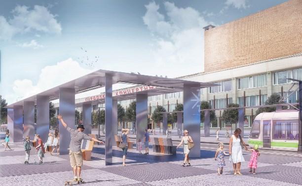 10 проектов благоустройства общественных пространств Тулы. Что выберут жители?
