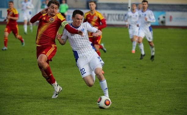 «Арсенал» показал характер в Нижнем Новгороде