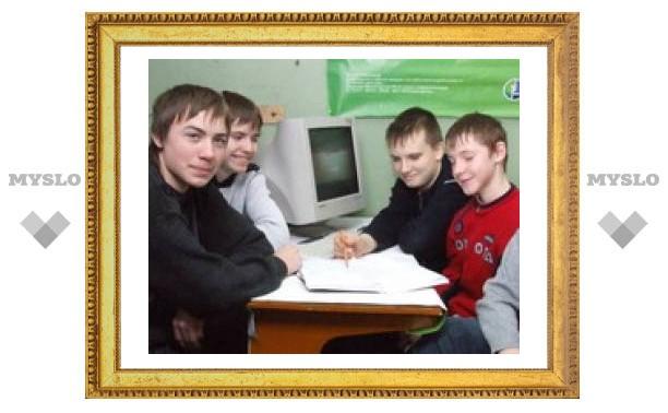 """Юным техникам - компьютеры от """"МегаФона"""""""