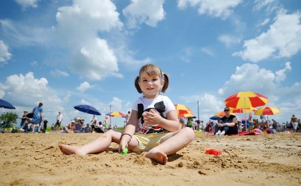 В Туле последние выходные лета будут тёплыми и солнечными