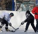 Туляки смогут бесплатно поиграть в хоккей в Кировском сквере