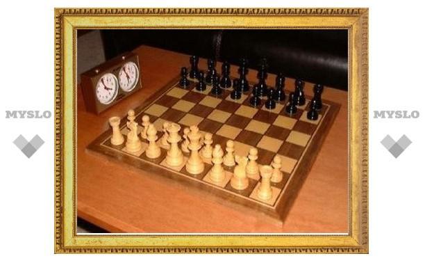 Юные тульские шахматисты сбавили обороты