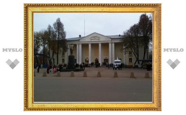 Груздев в Киреевске