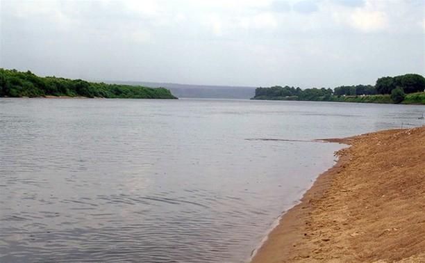 Открытие пляжа в Алексинском районе откладывается