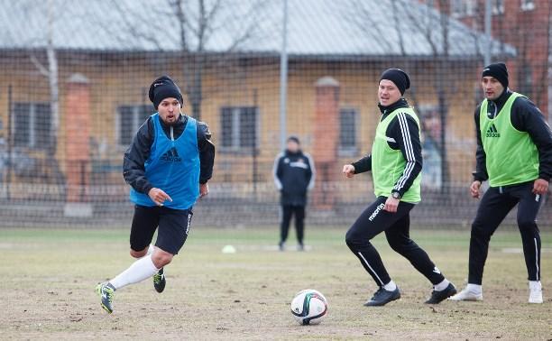 Канониры начали подготовку к игре в Перми