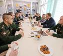 Новобранцы тульской научной роты приняли военную присягу в Анапе