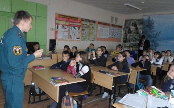 В тульских школах прошёл Всероссийский открытый урок по ОБЖ