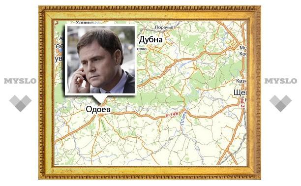 Владимир Груздев посетит Дубенский и Одоевский районы