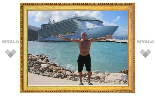 Туляк стал чемпионом мира посреди океана