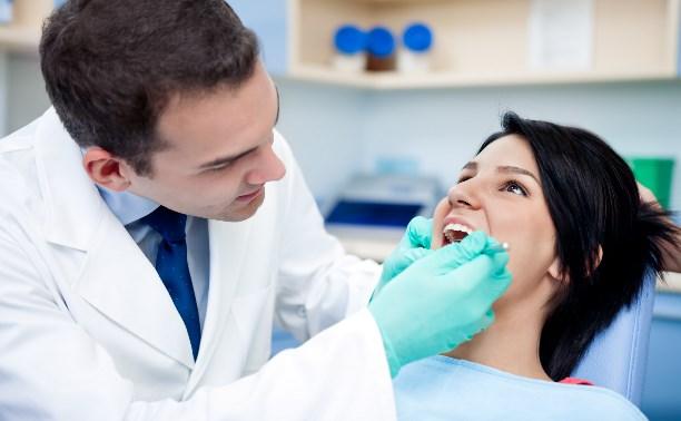 Тульские стоматологи проведут приём в Дубенском районе