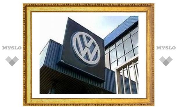 Volkswagen будет выпускать новую дешевую модель специально для России