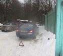 В Туле на улице Хомяковской «Дэу» сбил пешехода