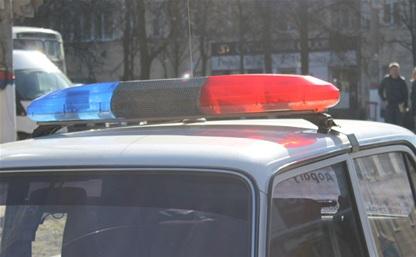 На трассе M2 иномарка врезалась в буксирующий автомобиль