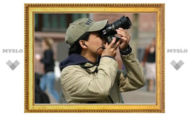 В Туле ищут талантливых фотографов