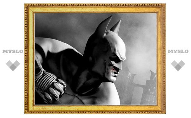 Начало нового фильма о Бэтмене покажут в декабре