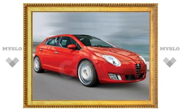 Alfa Romeo покажут новый хэтчбек