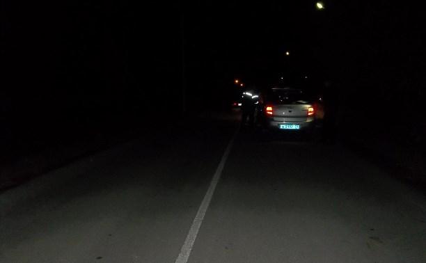 В Венёвском районе ВАЗ насмерть сбил мужчину