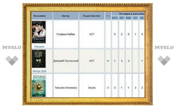 В Москве заработал сводный рейтинг книжных продаж