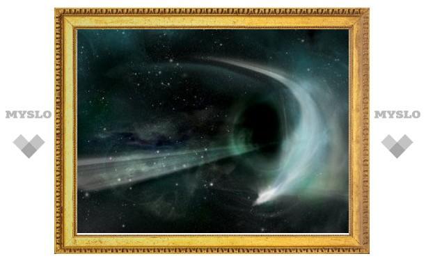 Астрономы взвесили хищную дыру в созвездии Дракона