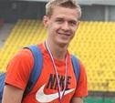 Тульский легкоатлет бегает быстрее всех в России