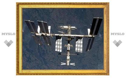 Орбиту МКС скорректировали из-за обломков американского спутника