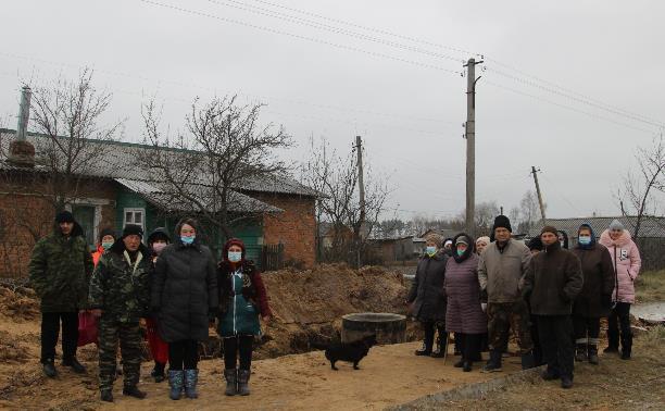 Деньги в трубу: как в поселке Сестрики реализуют «Народный бюджет»