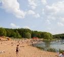 Спасатели готовят пляжи  Тульской области к купальному сезону