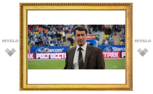 Тульский тренер остался в «Зените»
