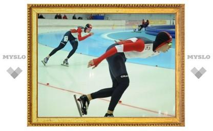 Тульские юные конькобежцы покорили Москву