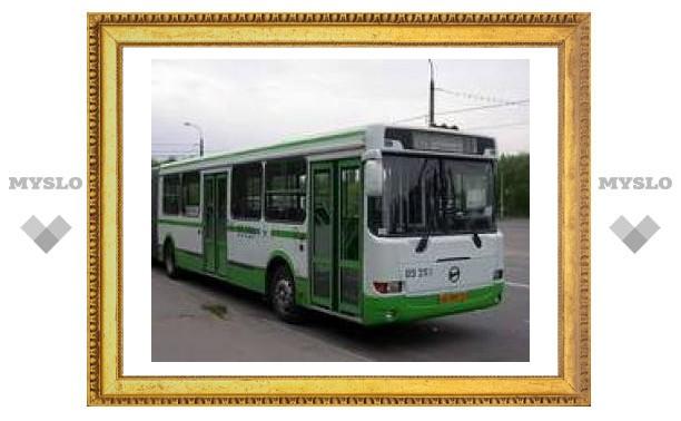 В Туле изменилось движение автобуса