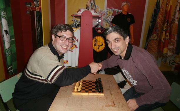 Болельщики тульского «Арсенала» сыграли в шахматном турнире