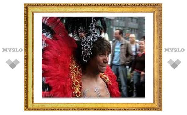 Самым привлекательным городом для гей-туризма оказался Амстердам