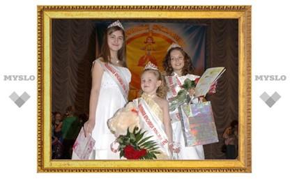 Маленькие красавицы Тулы покорят Москву