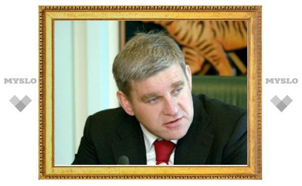Сергея Дарькина в третий раз утвердили губернатором Приморья