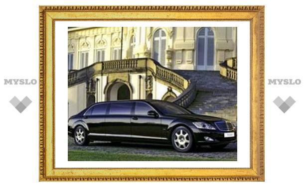 Mercedes начал сборку самого роскошного броневика