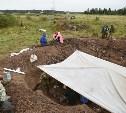 Тульские поисковики обнаружили останки 190 советских солдат