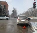 На выходных в авариях в Туле пострадали два пешехода