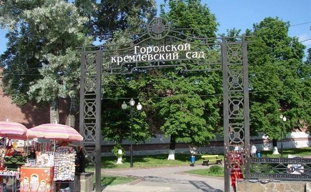 В сквере у Тульского кремля взрослый мужчина избил 10-летнего ребенка
