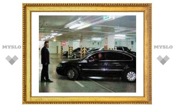"""На """"Катюше"""" в Туле будет многоэтажная парковка"""