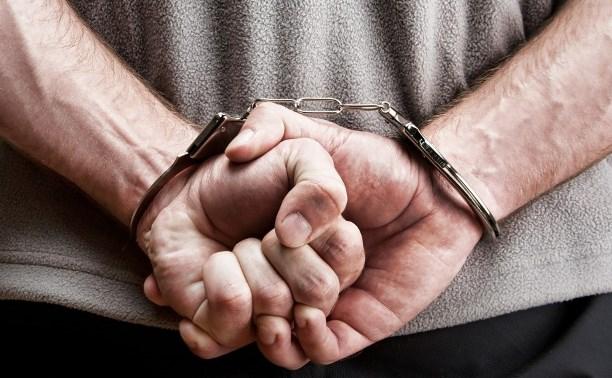 В Суворовском районе задержан вор-домушник