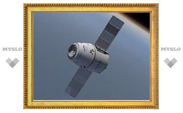 Назначена дата первого полета к МКС частного космического корабля Dragon