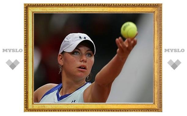 Вера Звонарева проиграла на Открытом чемпионате Австралии