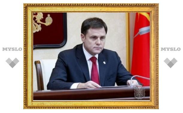 Владимир Груздев проведет встречу с жителями Плавского района