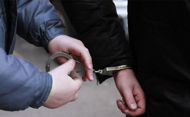В Богородицком районе задержаны два грабителя