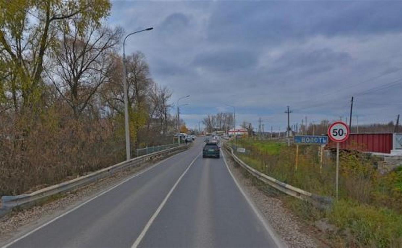 На подъезде к поселку Ленинский временно закроют мост