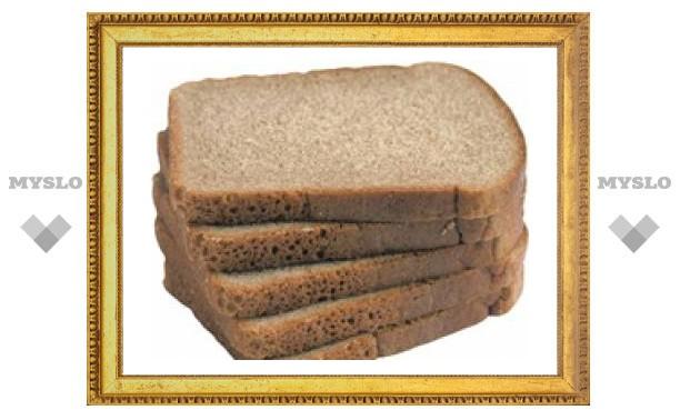 Туляки стали есть меньше хлеба