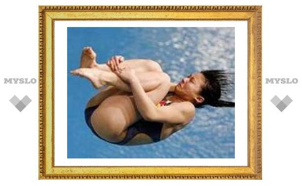 16-летняя китаянка стала чемпионкой мира по прыжкам в воду